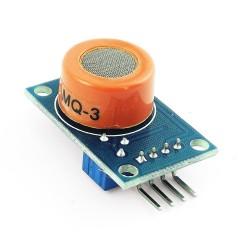 Modulo deteccion de gas MQ-3 - Arduino