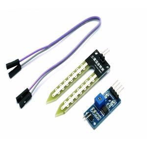 Arduino - Sensor humedad suelo.