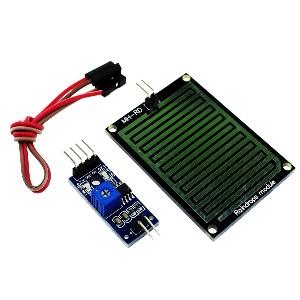 Modulo sensor lluvia Arduino