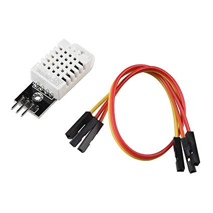 sensor temperatura humedad - arduino
