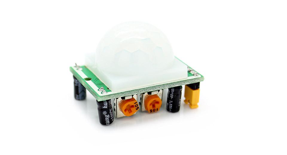 sensor piezoelectrico sr501