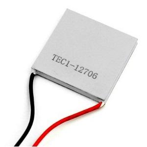Celda peltier termoelectrica 12706