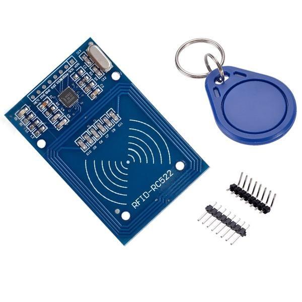 Modulo radiofrecuencia arduino RFID RC522
