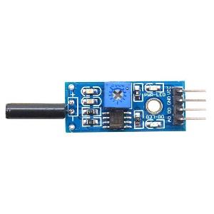 Arduino sensor vibracion