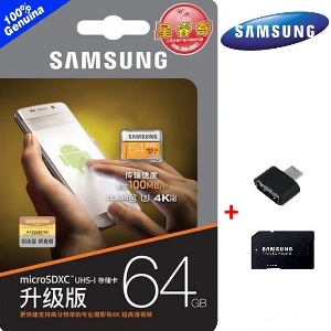 micro sd samsung 64gb EVO plus