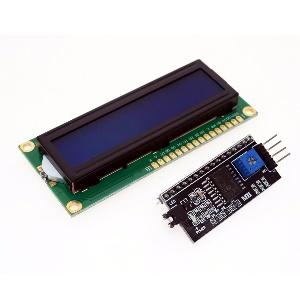 LCD 16x02 + I2C