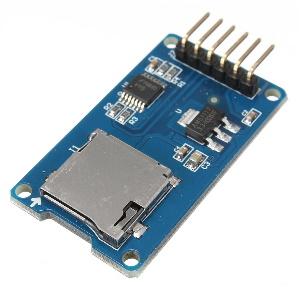 interfaz micro SD