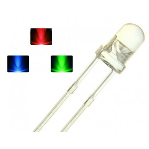Led multicolor 5mm
