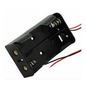 porta bateria 18650 holder