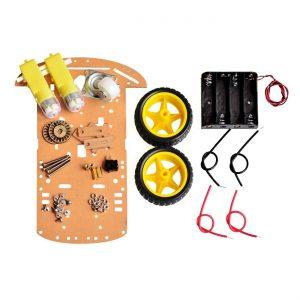 chasis arduino kit