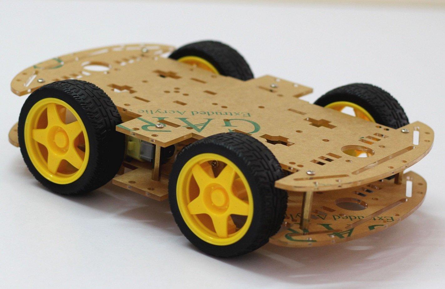 kit carro arduino