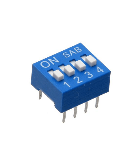 dip switch 4p