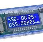 voltimetro amperimetro tester