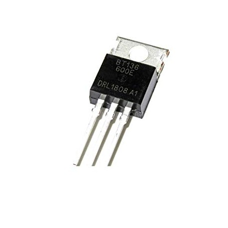 Triac BT136